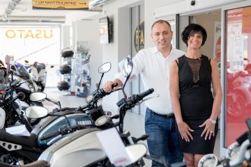 Simona e Gabriele Faieta Motor Company