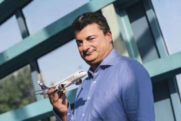 Gianluca Pellino CEO Air Vallée