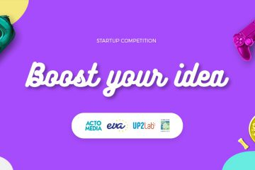 boost_your_idea_actomedia_startup_competition