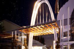 unirest_laurini_paoloni_scoccia_nuovo_ponte_belvedere_laquila_render_notte